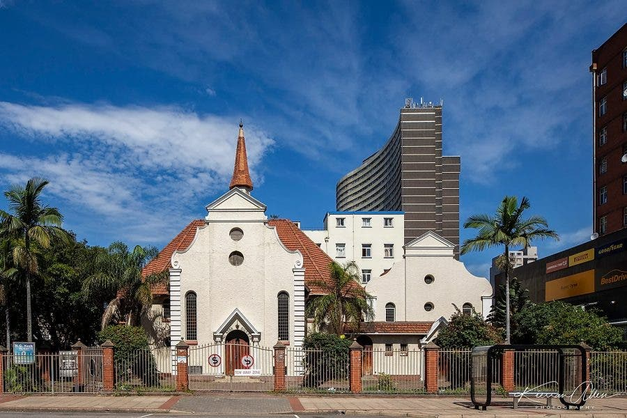 durban easter sunday lockdown place of worship