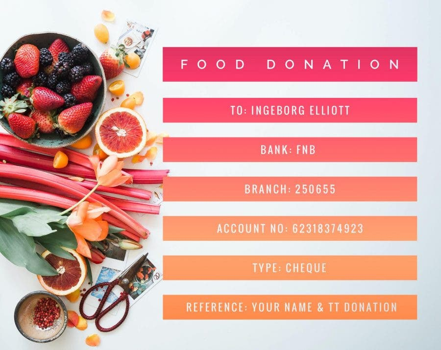 food donation south africa