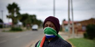 south african mask lockdown