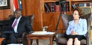 president ramaphosa easter hope 12