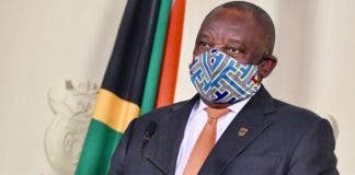 president south africa eases lockdown restrictions