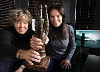 stroop wins safta award