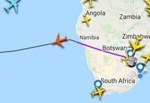 brazilians in south africa evacuate repatriated