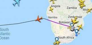 brazilians in south africa evacuate repatriated