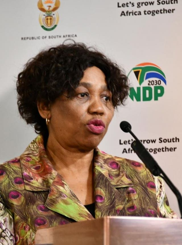 Education Minister Angie Motshekga south africa schools
