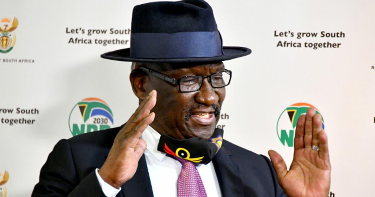 bheki cele police minister south africa