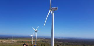 darling wind farm south africa