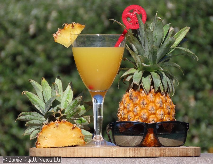 pinapple south africa alcohol