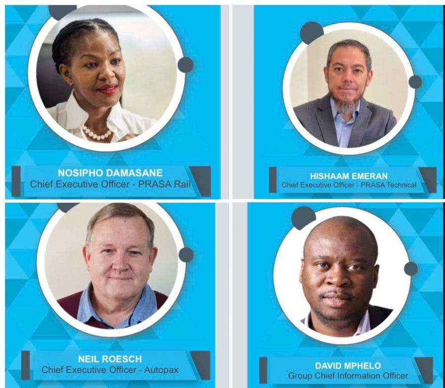 prasa south africa chief executives