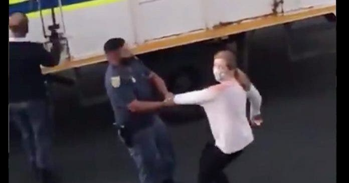 woman-arrested-south-africa
