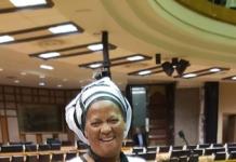 Thandi Mpambo-Sibhukwana MP DA