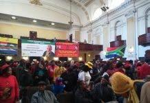 Activists Johannesburg