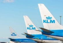KLM Repatriation flights from Europe to South Africa