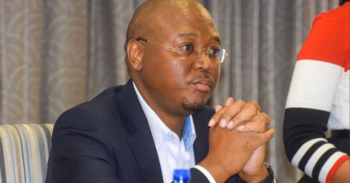 Prasa administrator Bongisizwe Mpondo.