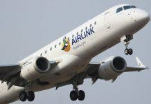airlink south africa airline