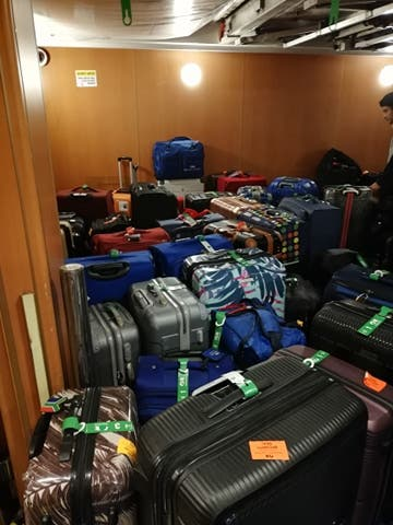 baggage repatriated south africans