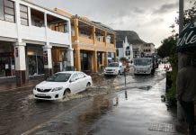 Kalk Bay South Africa Flooding