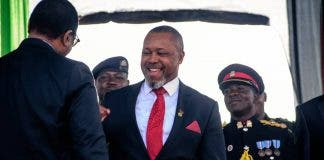 dr Lazarus Chakwera malawi president