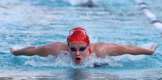 Swimmer Dune Coetzee