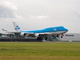 klm refused landing rights south africa
