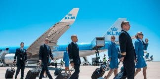 klm repatriation flights from south africa