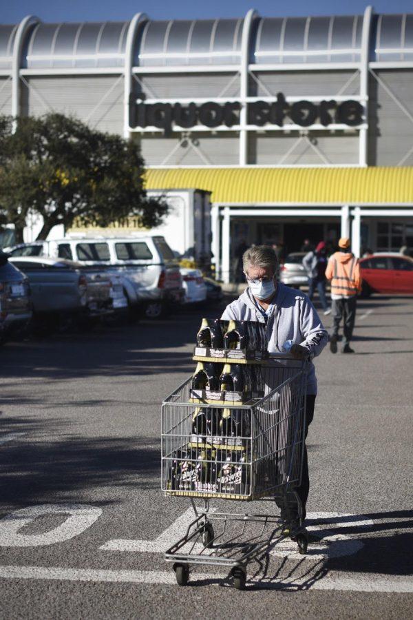 liquor store trolley pretoria