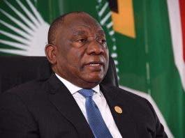 president cyril ramaphosa full address