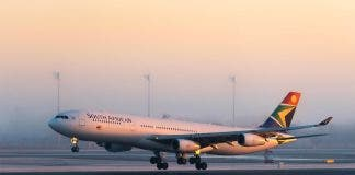 south african airways restructure