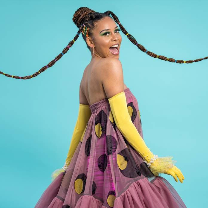 Sho Madjozi signs with Epic Records. Photo supplied