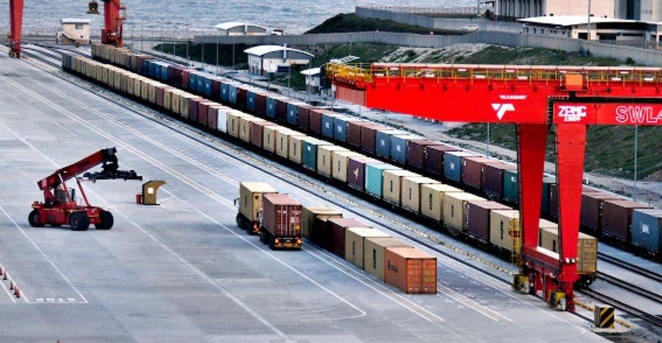 transnet south africa port harbour