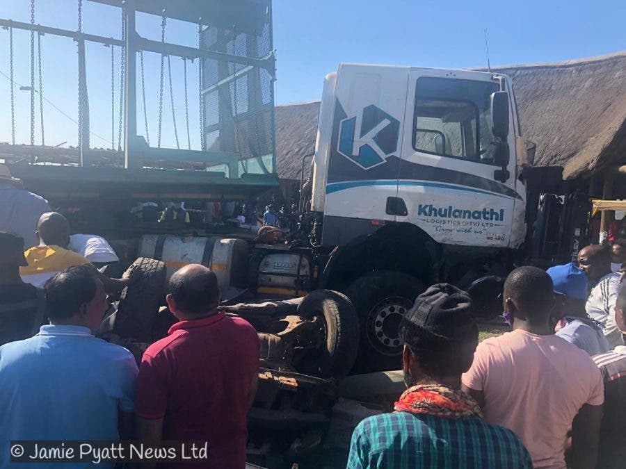 truck kzn accident