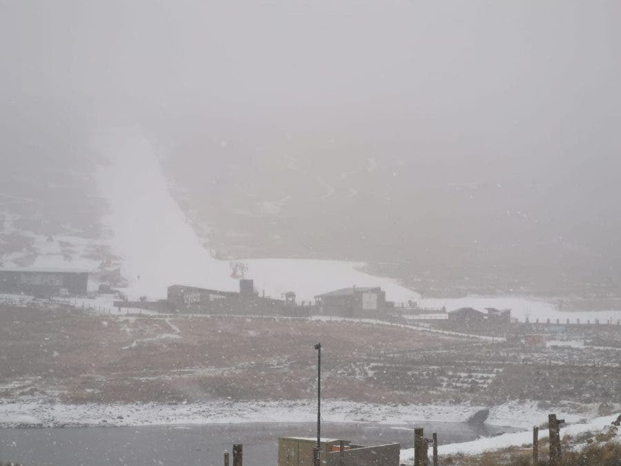 Afriski Mountain Resort, Lesotho