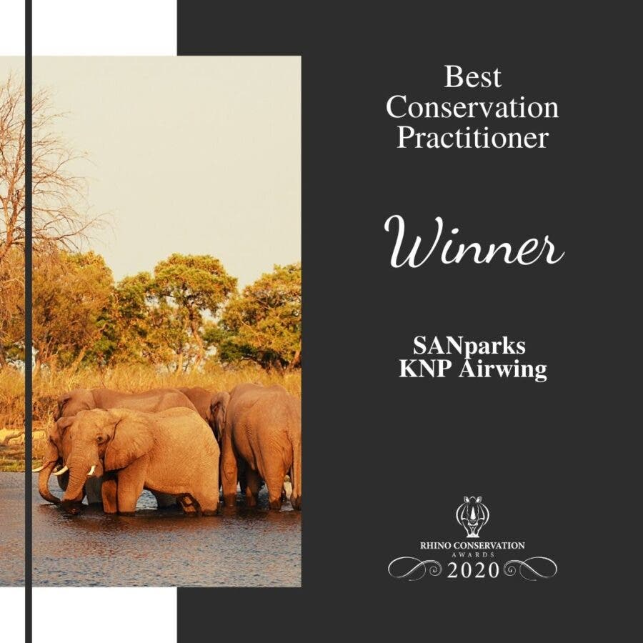 Best Conservation Practitioner