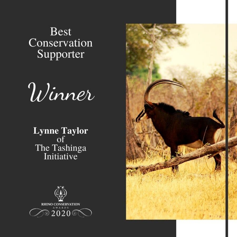 Best Conservation Supporter