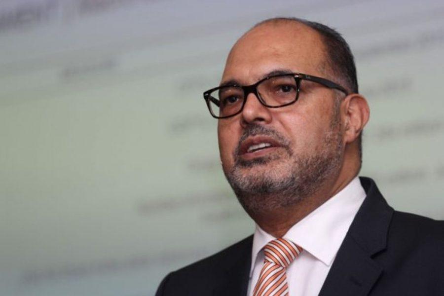 SARS Commissioner Edward Kieswetter