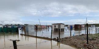 cape town flooding