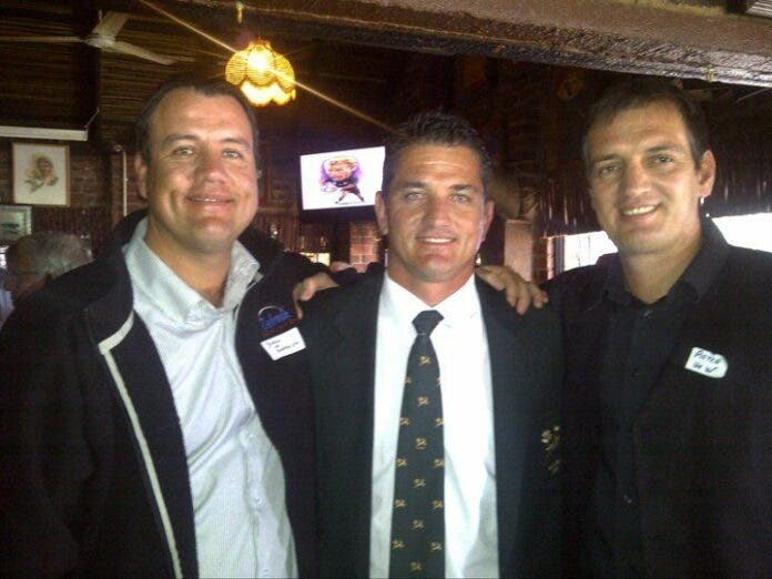 The van der Westhuizen brothers