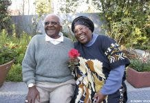 desmond tutu and wife leah tutu