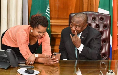 Did Ramaphosa Aide's Husband Score R125 Million COVID Contract? - SAPeople - Worldwide South African News