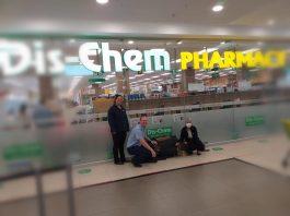 dis-chem pharmacy fined