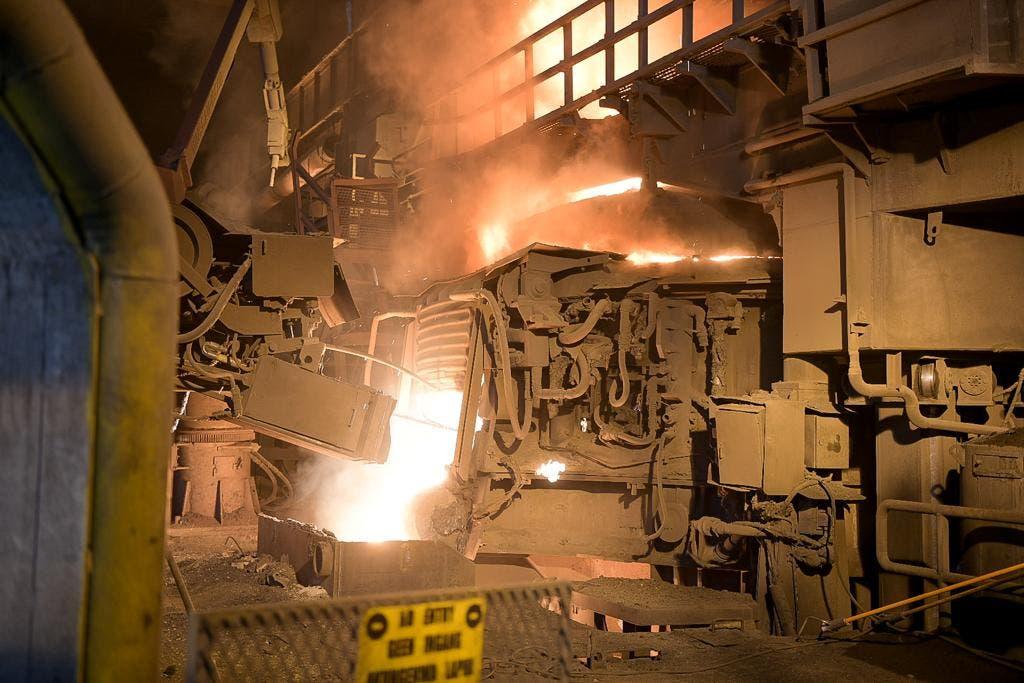smelter south africa vereeniging