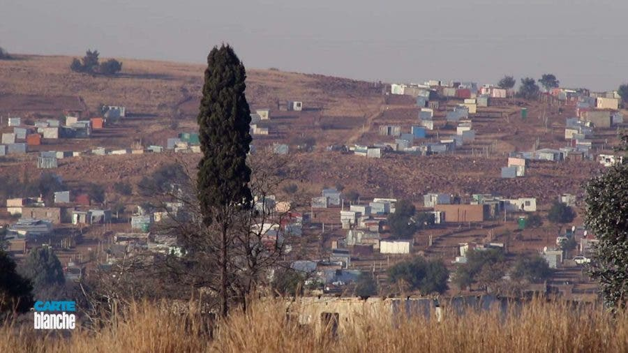 illegal land grabs south africa
