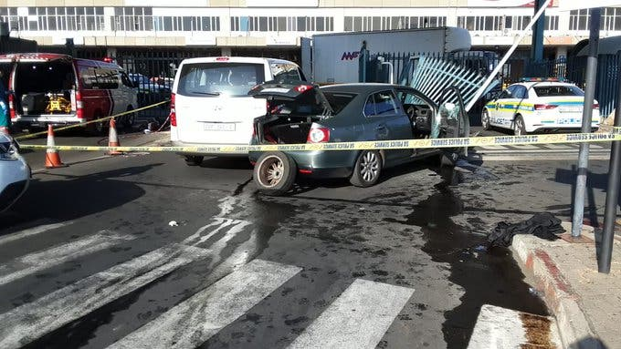 ortambo airport shooting robbery south africa