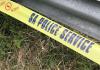 police cordon south africa