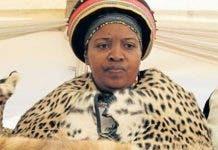 Queen Noloyiso Sandile