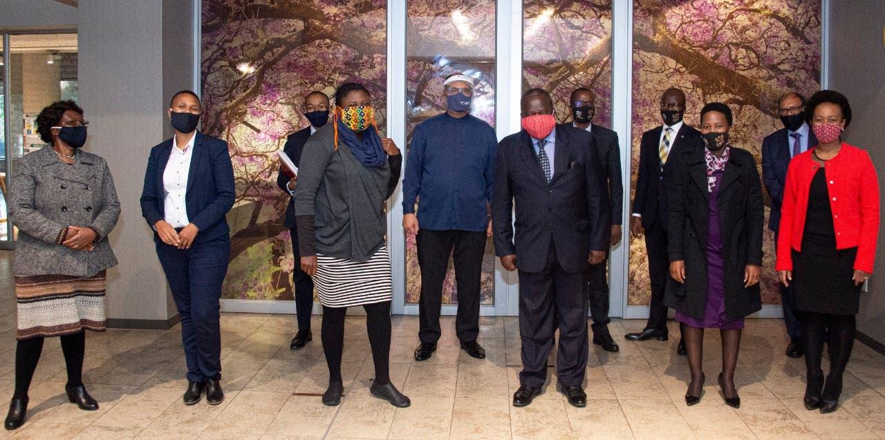 treasury south africa