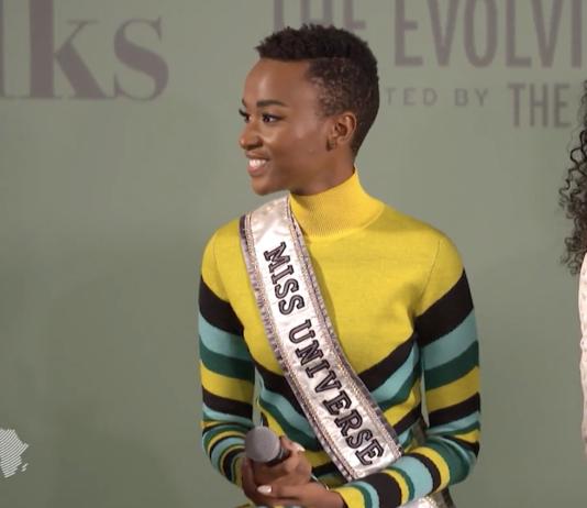 Miss Universe, Zozibini Tunzi