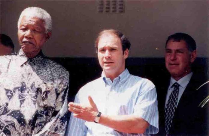 Nelson Mandela Marc Lubner