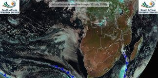 western cape cold front july 2020