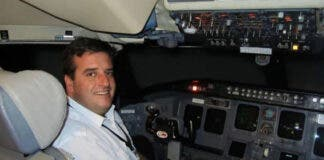 South African expat pilot rescue South Africans China Tertius Myburgh